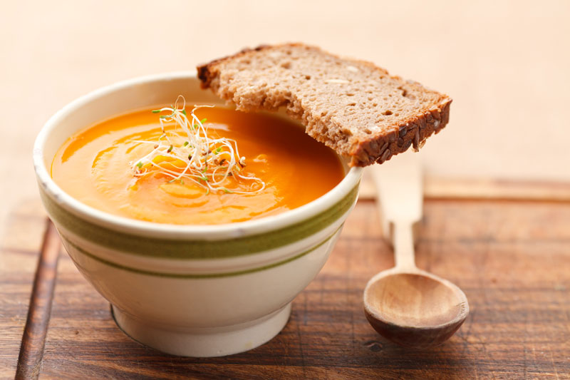 Whip Up This Tomato Soup for National Soup Month