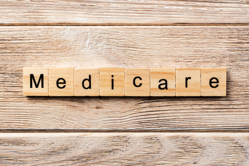 medicare in letters