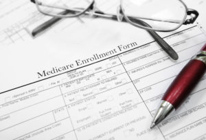 a medicare open enrollment form